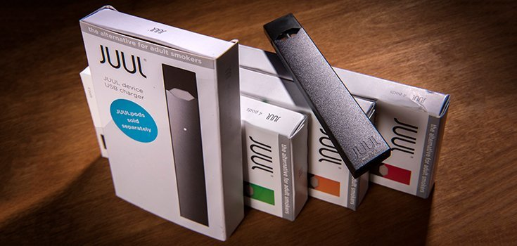 """Juul's High-Nicotine Products has Led to a """"Nicotine Arms Race"""""""