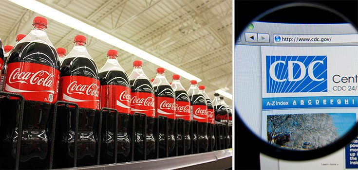 E-mails Show Coca-Cola Tried to Hide Link Between Sugar and Obesity