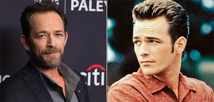 """""""90201"""" Actor Luke Perry Dies Days After Suffering Massive Stroke"""
