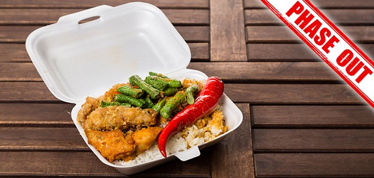 Maryland May Be the 1st State in the Nation to Ban Foam Food Containers