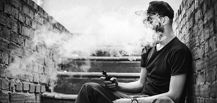 Study: Vaping Raises Risk of Heart Attacks, Strokes, Depression