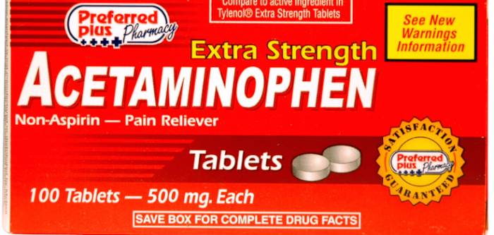 Tylenol Ingredient Found to Suppress Emotions, Dull Feelings