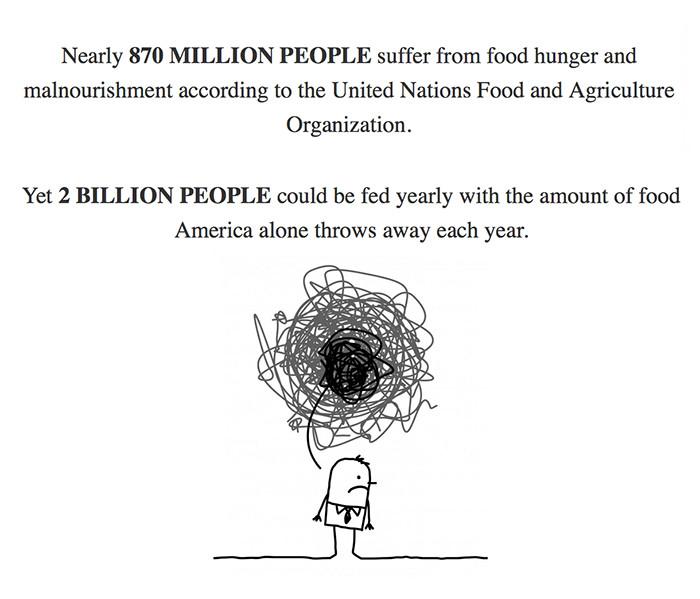 article-Scribble Food Waste