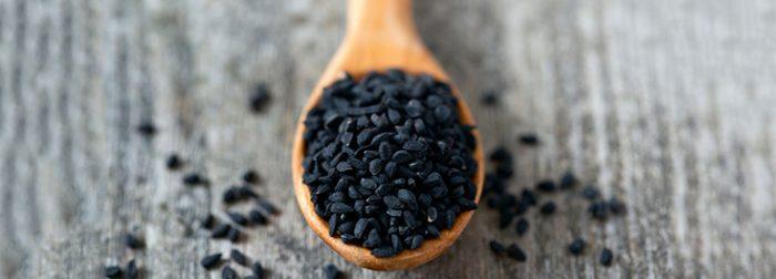 black seed (Nigella Sativa)