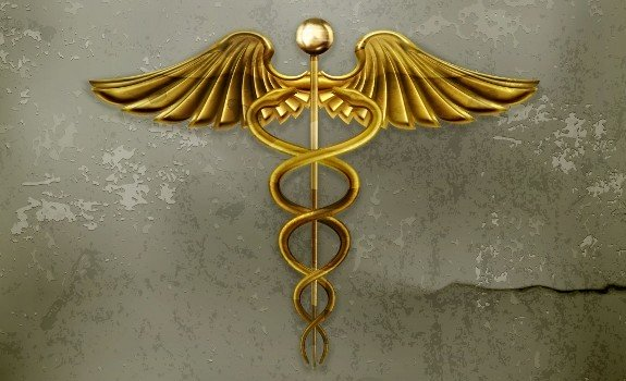 caduceus golden