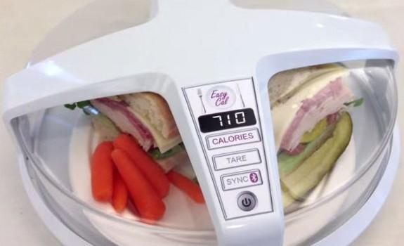 calorie-counting machine