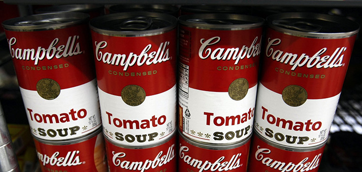 natural environment and campbell soup Campbell soup company seems to understand this shift in food because the company recently joined the plant-based foods association (pbfa), a trade group that advocates on behalf of its members and .