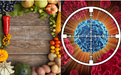 fruit and cancer cell