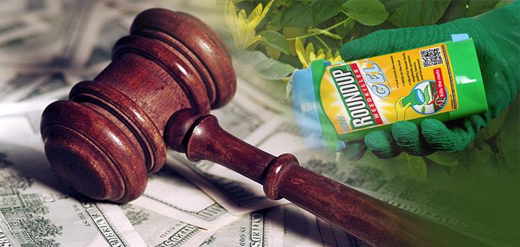 Widow Sues Monsanto for Husband's Wrongful Death