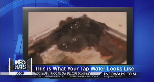 dangers of tapwater