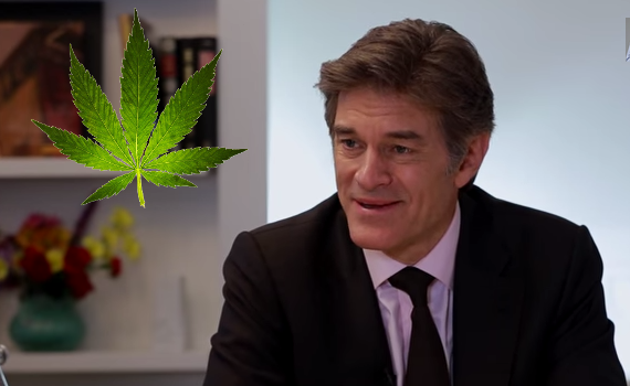 Dr. Oz marijuana