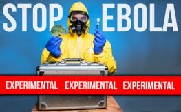 experimental Ebola