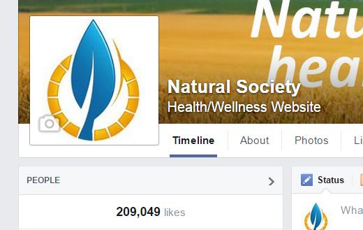 facebook_natural_Society_fans