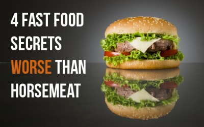 fast food horse meat