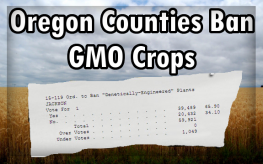 oregon GMO
