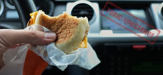 A Third of Fast-Food Packaging Contains Dangerous Chemicals