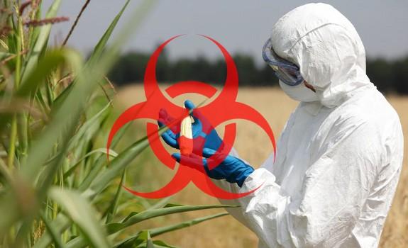 pesticide biohazard