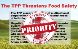 TPP gmo