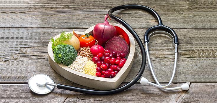 Mediterranean diet and heart health
