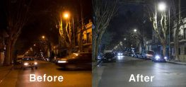 LED Street Lights Could Be Harmful to Your Health
