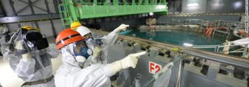 Nuclear Waste From Fukushima to be Dumped into the Sea