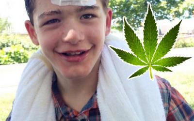 kid marijuana
