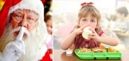Stranger Pays Elementary School Kids' Outstanding Meal Balances
