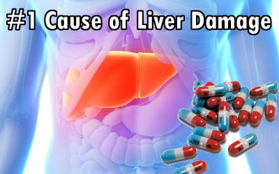 liver damage