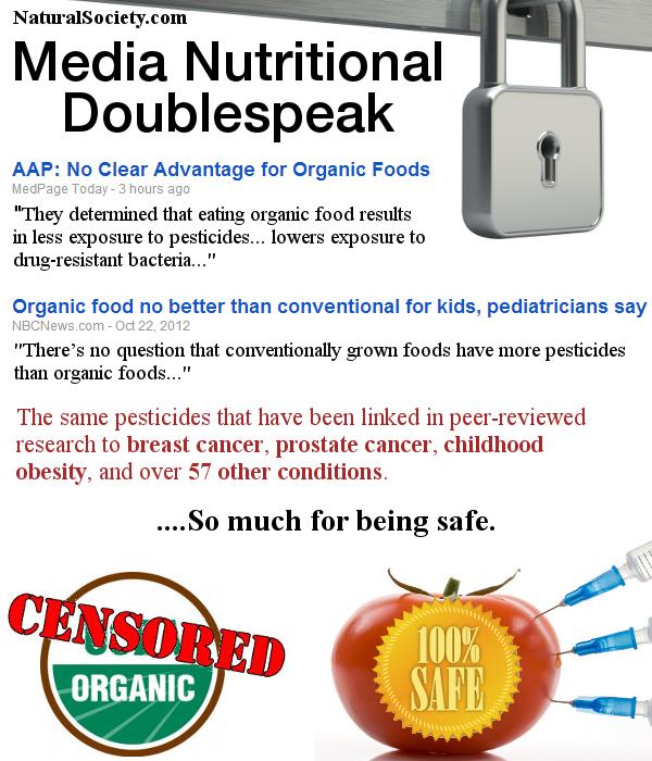 media nutritional doublespeak