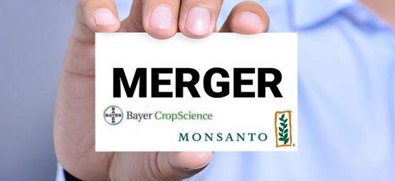 monsanto bayer merger
