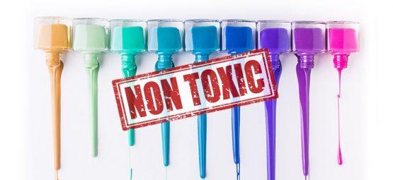 "Is ""Non-Toxic"" Nail Polish Really Non-Toxic? Maybe Not, Study Shows"