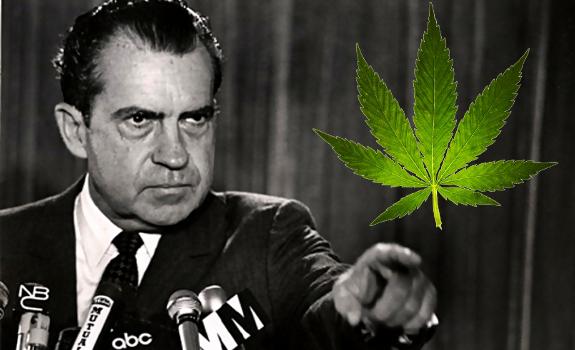Nixon marijuana
