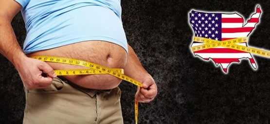 With 79.4 Million Obese Citizens, the U.S. is Leading in Obesity
