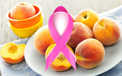peaches breast cancer