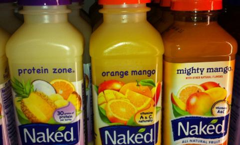 Naked juice
