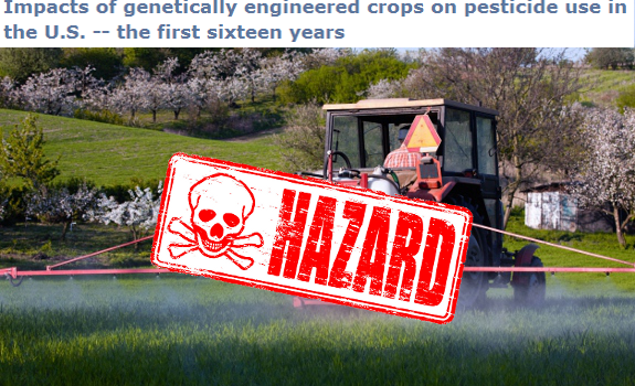 pesticide hazard
