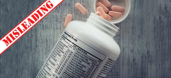 FDA Analysis: Hundreds of Dietary Supplements Tainted with Rogue Pharmaceuticals