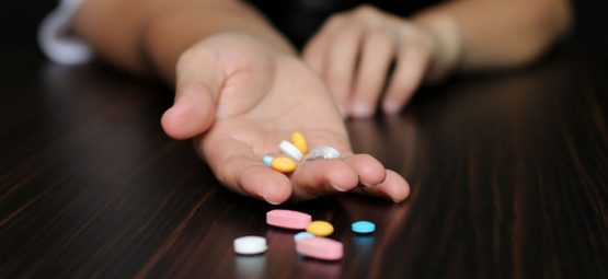 pills overdose