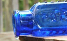 plastic poison bottle