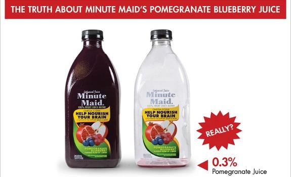 pomegranate blueberry juice
