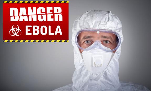 Ebola danger