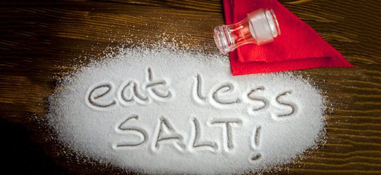 Stunner Study: Eating Salt Does NOT Cause Weight Gain