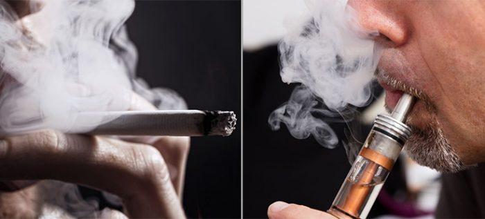 cigarettes and e-cigarettes