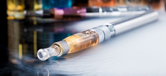 Flavored Vape Juice Creates Irritating Chemicals in E-Cigarettes