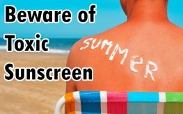 toxic sunscreen