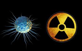 cancer tumor radiation
