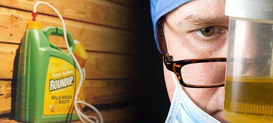 glyphosate urine testing