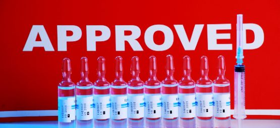 approved vaccine