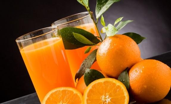 vitamin c oranges